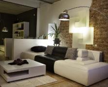 Ako vyzerá správne osvetlená obývačka?