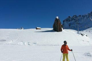 Posledná lyžovačka či prvé opaľovanie