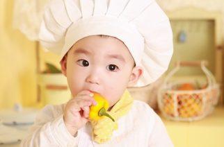 Doprajte svojim deťom zdravú stravu