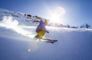 Móda na lyžiarskom svahu