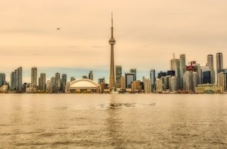 Jeden deň v Toronte