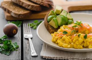 5 inšpirácií na zdravé raňajky pri chudnutí