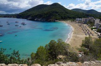 Dovolenka na najkrajších plážach na Ibize