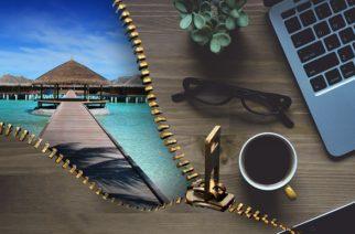 Work and holiday v zahraničí