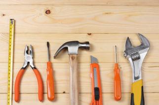 Sťahováky, kľúče i skrutkovače: Ručné náradie je základ!