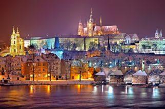 Spravte si výlet v obľúbenej stovežatej Prahe