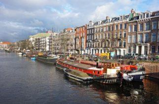 Na Amsterdam musíte mať odvahu