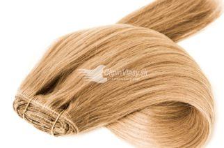 Vyskúšajte CLIP – IN vlasy na doma