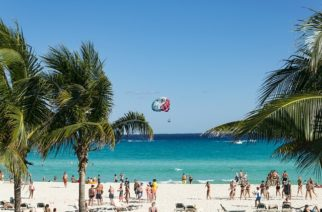 Tie najlepšie vlny Karibského mora? V mexickom Cancúne!